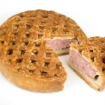 Lattice pork pie