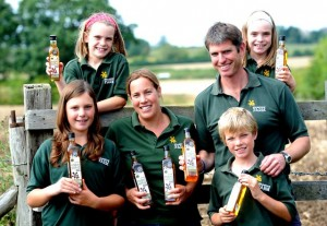 Rapeseed oil direct from British farmers