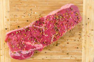 Jennys steak sandwich